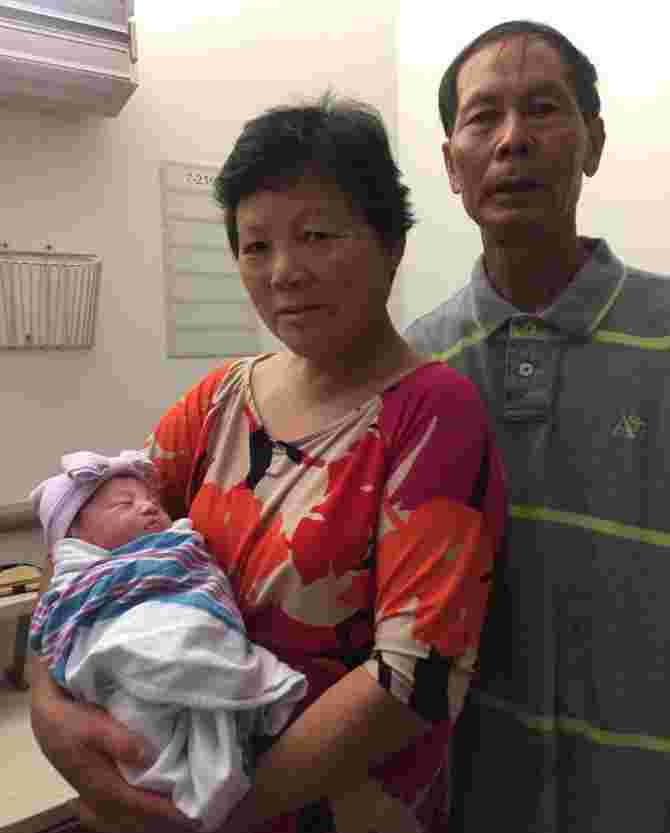 A Mother's Wish Comes True: Baby Born 2 Years After Father's Death!