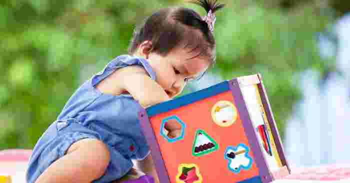how to boost toddler's IQ