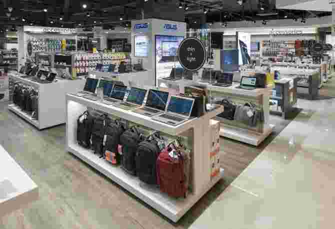 Get ready for a fun-filled day at Harvey Norman's Superstore opening at Parkway Parade