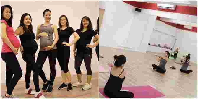 This Singapore Mum Did Aerobics During Pregnancy and Here's Why We Are Impressed!