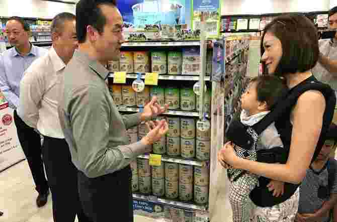 low cost infant formula in Singapore