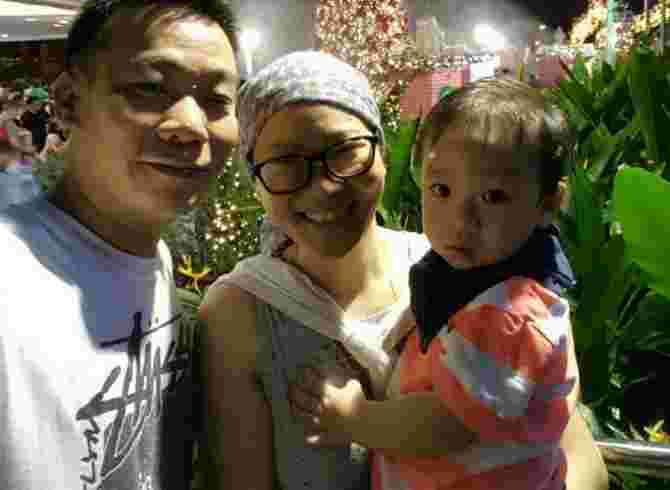 Singapore dad who lost wife to cancer on gratitude, sorrow, and moving on
