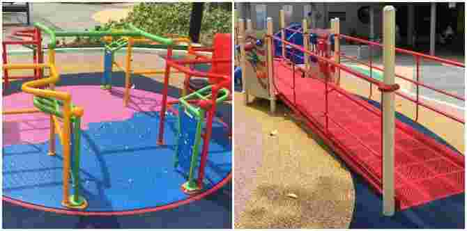 intergenerational playground and daycare centre st josephs home