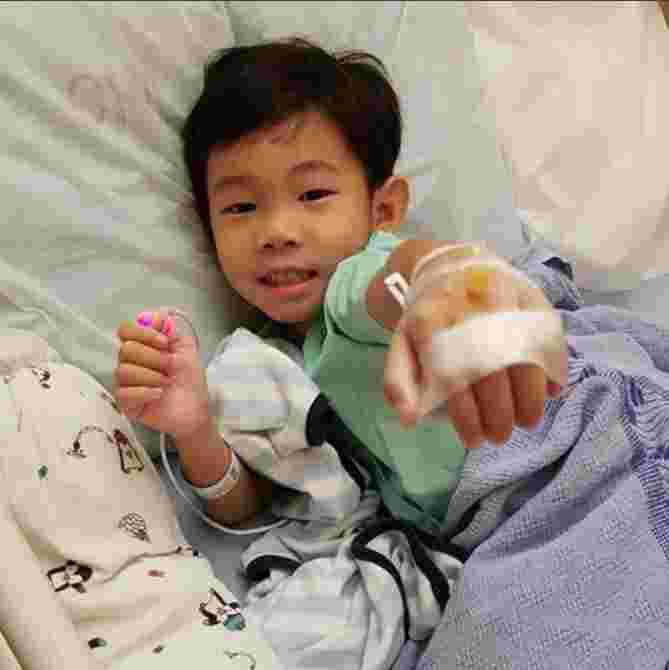 anaphylactic shock in Singapore kids
