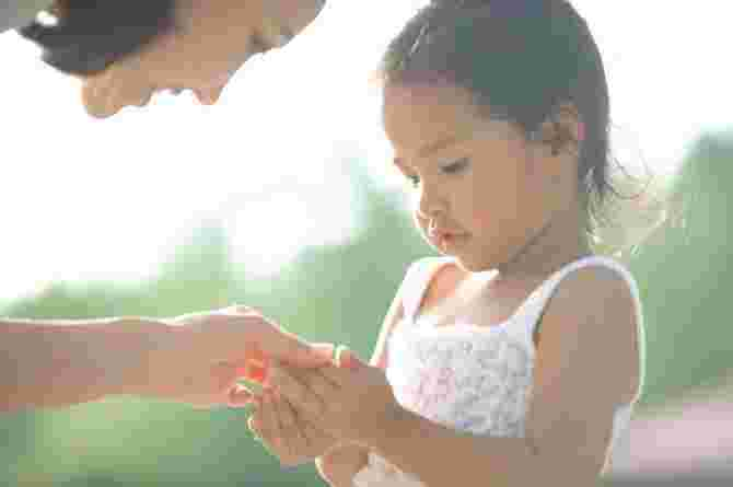 teaching empathy to toddlers