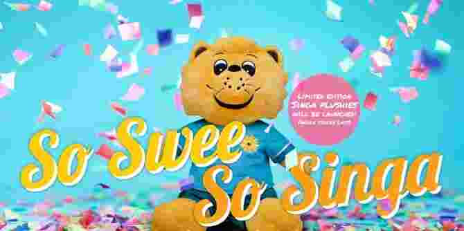 Friend of Singa : A Singaporean story of kindness to tell your kids