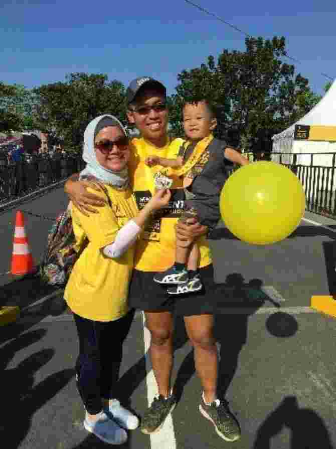 Primary Immunodeficiency Disorder in children: Why this dad is running for his son...