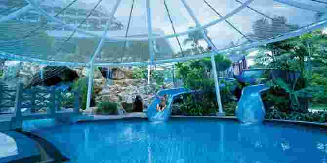 Family-friendly hotels in Singapore