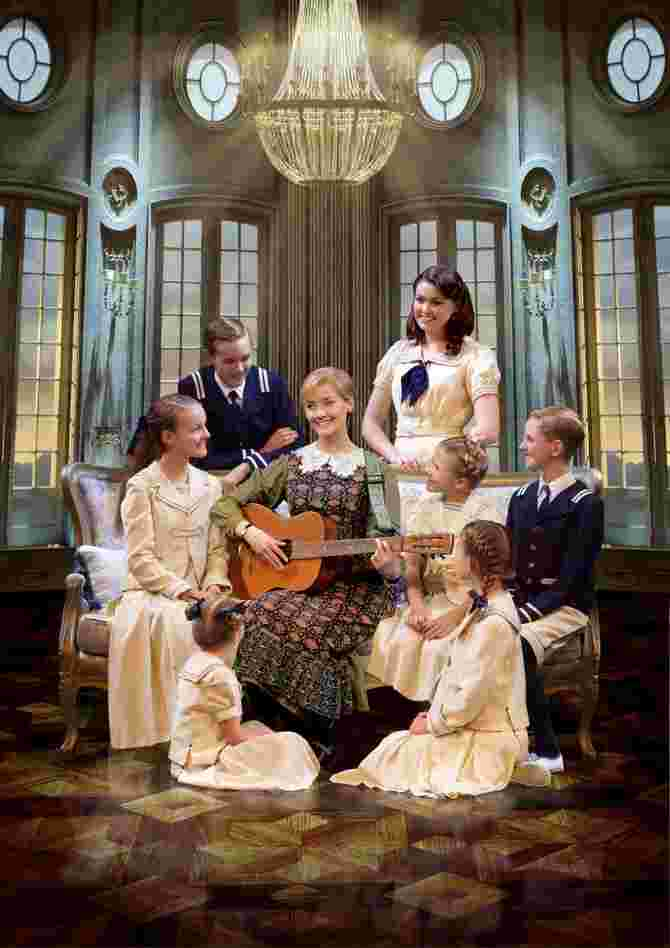 The Sound Of Music In Singapore: Don't Miss It For The Song, Dance And Happiness!