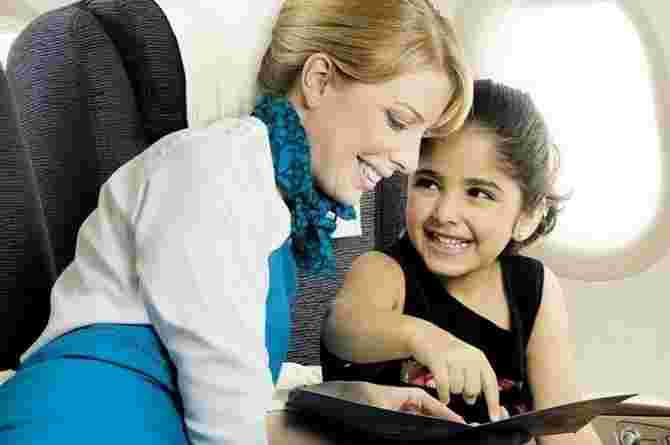 Gulf Air: Child-friendly airlines