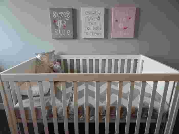 Design transitions: Preparing your home for your newborn!