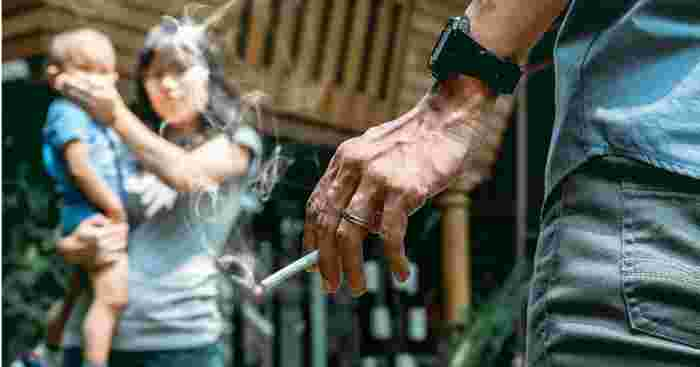 Study: Third-Hand Smoke May Cause Serious Health Issues In Your Child