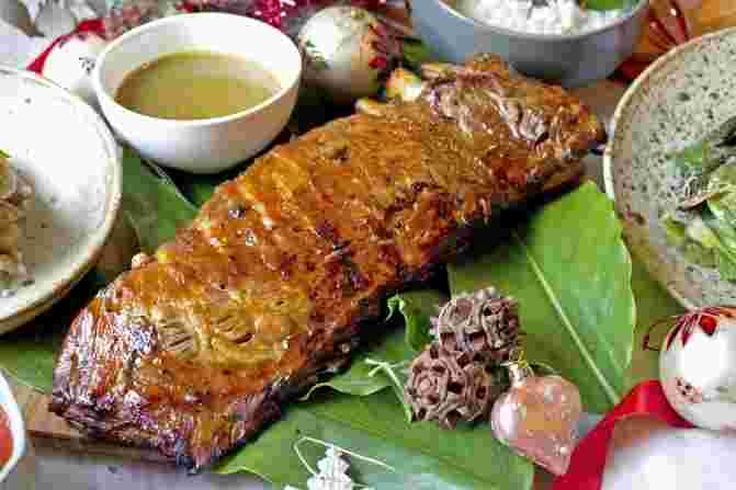 Singapore Christmas feast: Try this feast with a Singaporean twist!