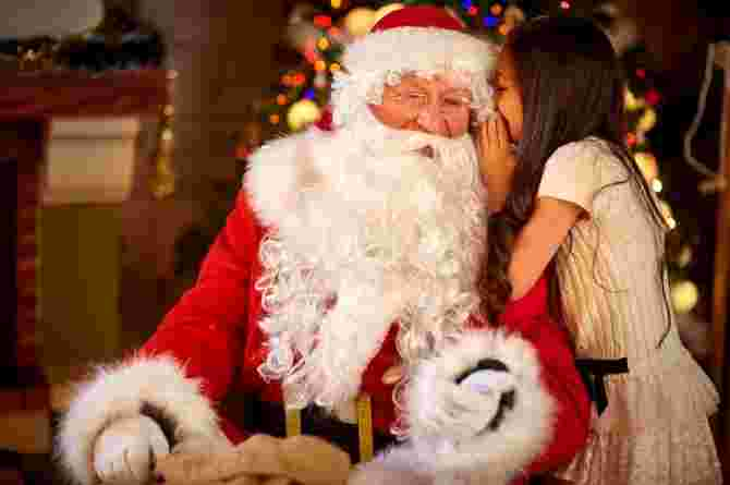 Do Not Force Your Children to Sit on Santa's Lap, and Other Things You're Not Supposed to Force on Your Child