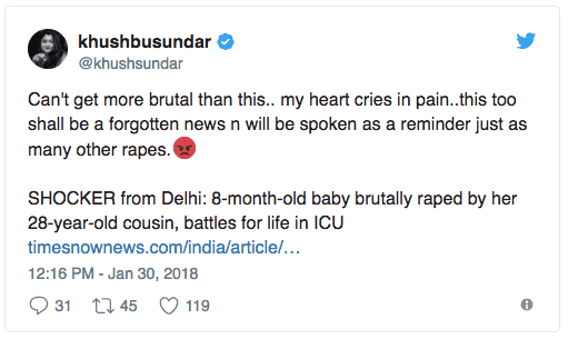 8-month-old raped