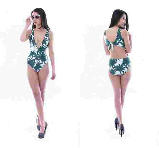 swimsuits that make you look skinny