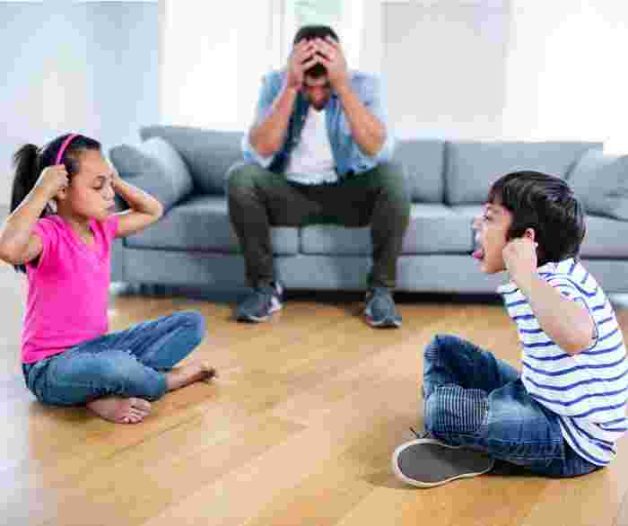 5 Minor Behavioural Problems And Ways Parents Can Deal With Them