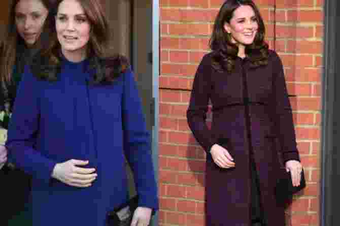 Duchess of Cambridge, Kate Middleton, gives birth to baby number 3!