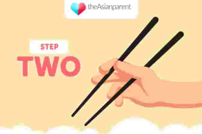 how to use chopsticks for kids