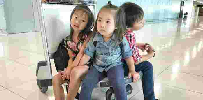 travelling with kids easier