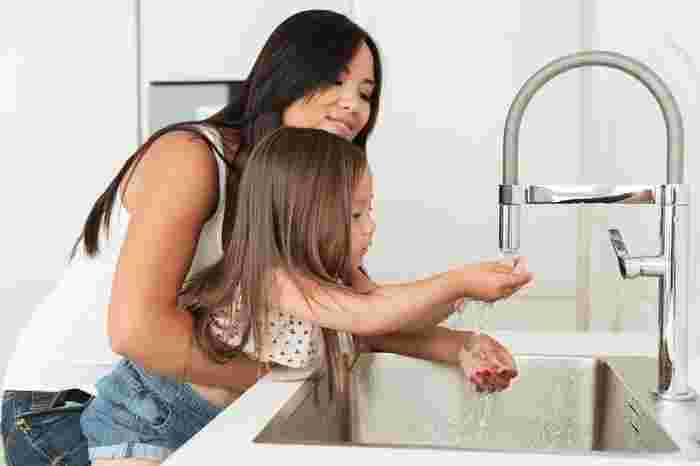 good personal hygiene for kids