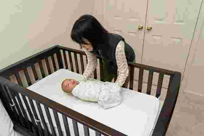 safe sleeping practices for infants