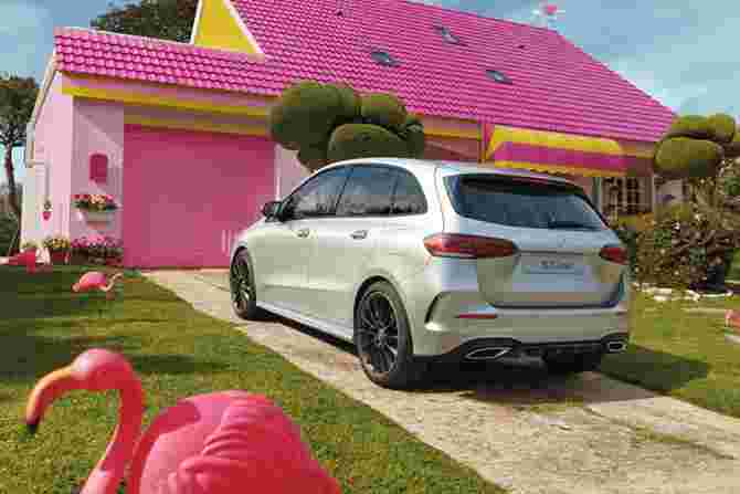The New Mercedes-Benz B-Class: Finally, A Car That Promises Comfort, Connectivity And Safety For The Whole Family