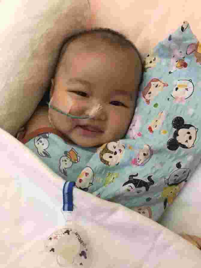 liver failure in babies