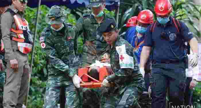 UPDATE: Rescue plans for Thai boys trapped in the cave