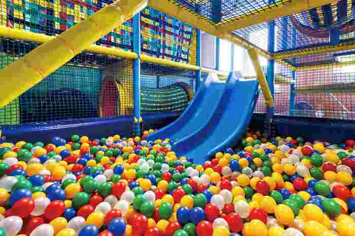 Angry mum finds indoor playground contaminated with faeces