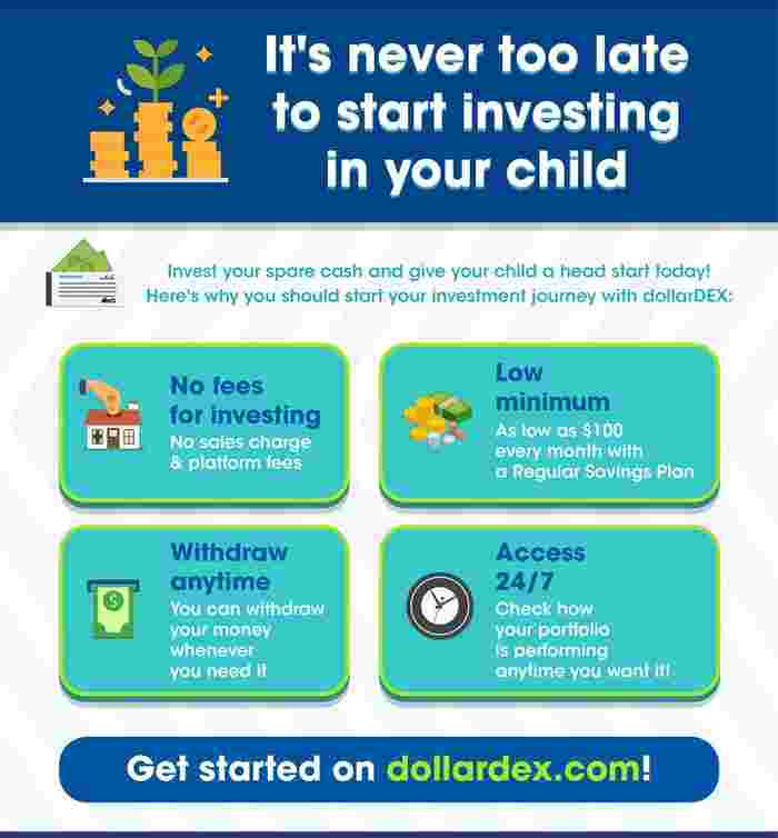 How to save money for children education