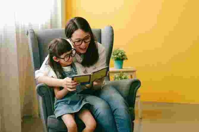 effective communication with child