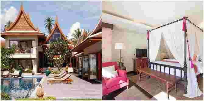 luxury villas for family holidays