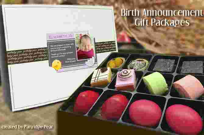 baby full moon cakes in Singapore