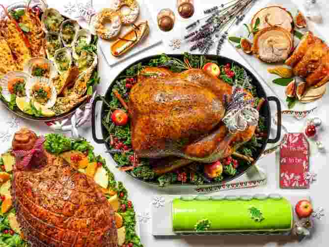Christmas Buffets In Singapore