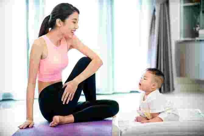 tips for a flat tummy after pregnancy