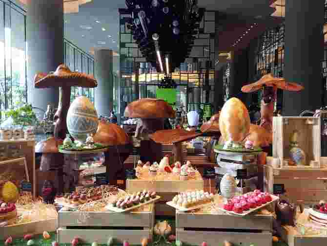 Where to eat for Easter in Singapore: Kid-friendly brunches and feasts!