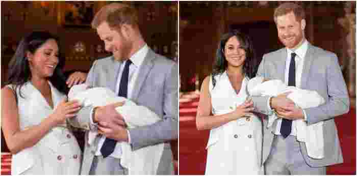 Prince Harry And Meghan Markle's Baby