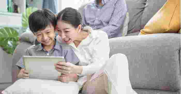 Managing Screen Time For Kids