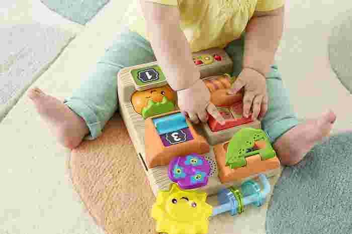 Choosing The Right Toys For The Right Age