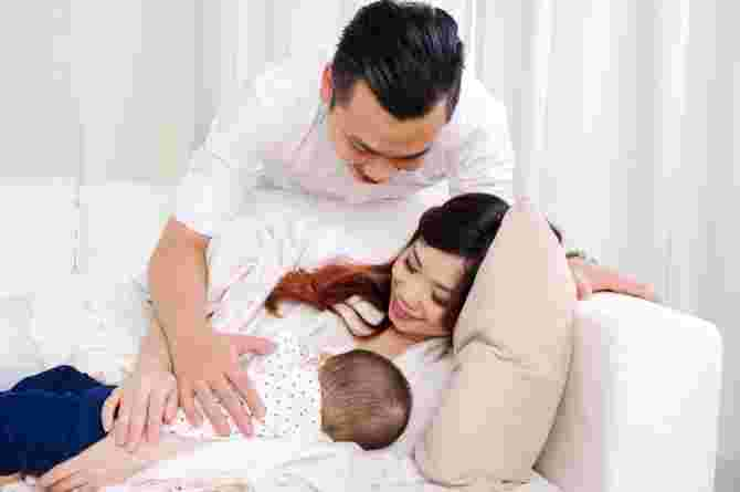 special compound in human breastmilk
