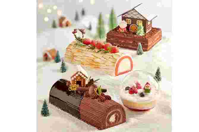 17 Delicious Log Cakes To Bring Home This Christmas Season