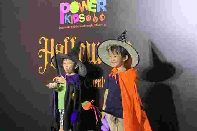Power Kids Gym x theAsianparent: FANGTASTIC Halloween Family Carnival 2019