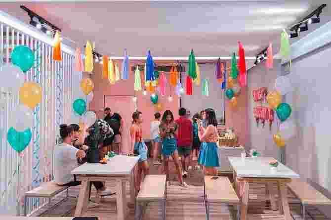 Celebrate Your Child's Special Milestones At Cute And Cosy Event Space - KARA Moments