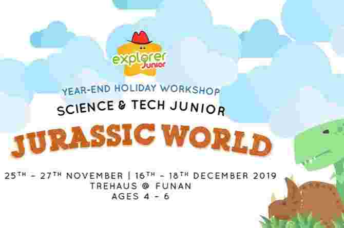 9 Programmes To Check Out This November & December School Holidays 2019