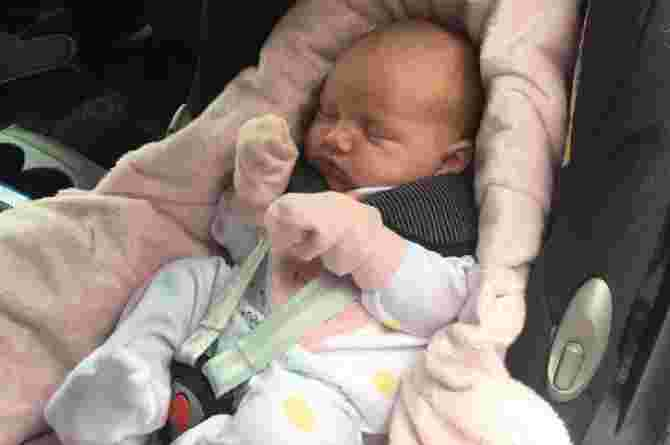 how long should babies be in car seats