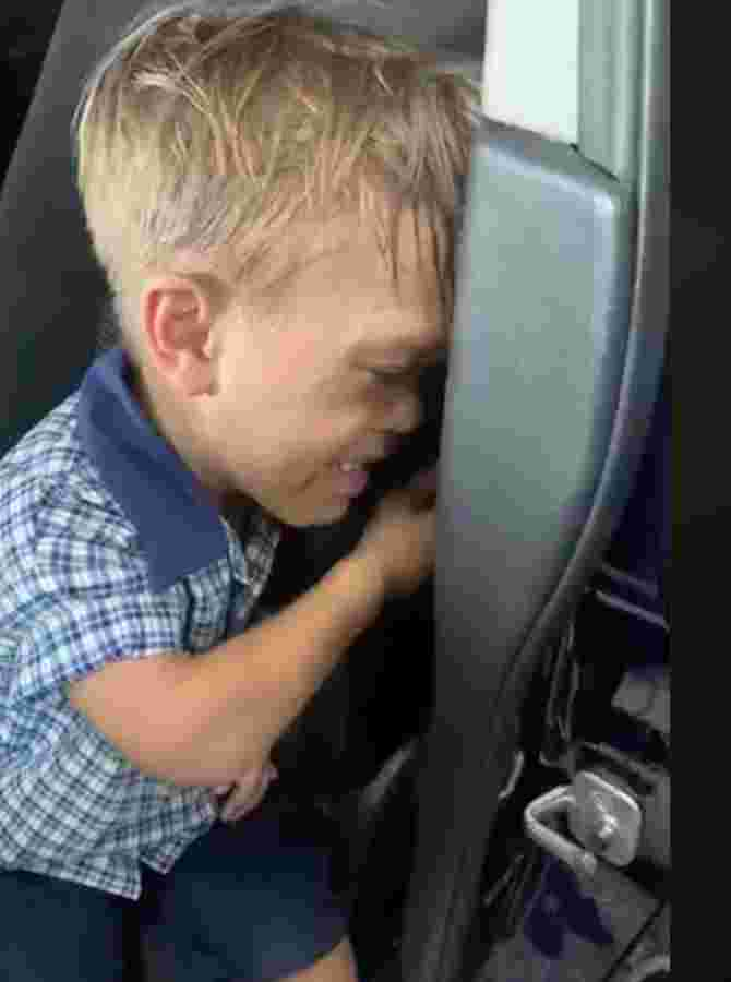 This Video Of A Boy Breaking Down After School Is An Important Message About The Damaging Effects Of Bullying