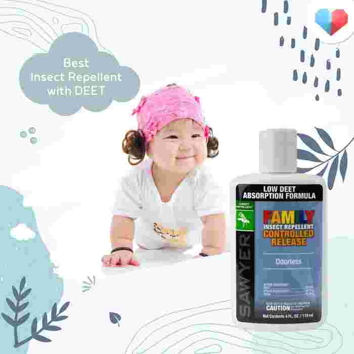 Best Mosquito Repellent for Babies and Kids: Everything You Need to Know