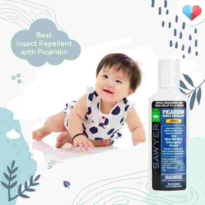 Sawyer Products Premium Insect Repellent: Best insect repellent with Picaridin