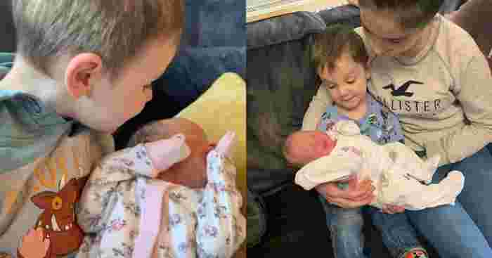 Mum of 22 Kids Gives Birth to Baby Girl During COVID-19 Pandemic